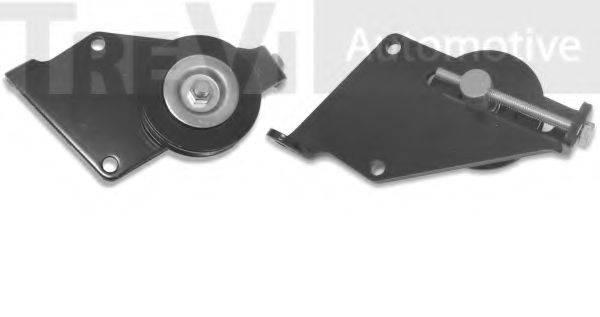 TREVI AUTOMOTIVE TA1316 Натяжной ролик, поликлиновой  ремень