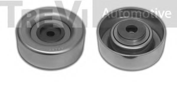 TREVI AUTOMOTIVE TA1895 Паразитный / ведущий ролик, поликлиновой ремень