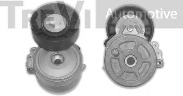 TREVI AUTOMOTIVE TA1663 Натяжная планка, поликлиновой ремень