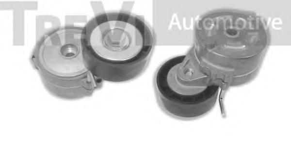 TREVI AUTOMOTIVE TA2047 Натяжная планка, поликлиновой ремень