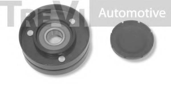 TREVI AUTOMOTIVE TA1500 Натяжной ролик, поликлиновой  ремень