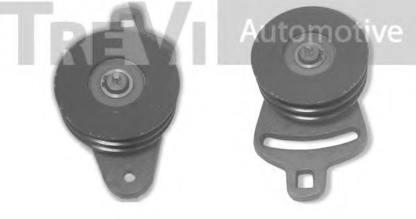 TREVI AUTOMOTIVE TA1395 Натяжной ролик, поликлиновой  ремень