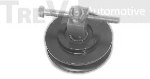 TREVI AUTOMOTIVE TA1396 Натяжной ролик, поликлиновой  ремень