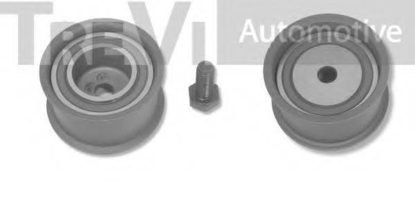 TREVI AUTOMOTIVE TD1021 Паразитный / Ведущий ролик, зубчатый ремень