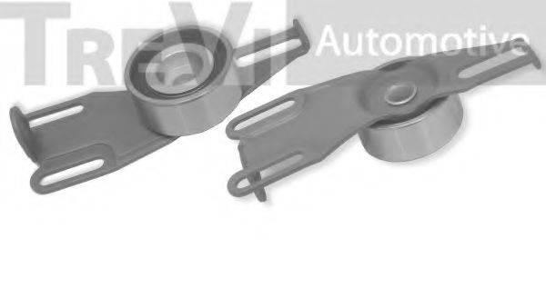 TREVI AUTOMOTIVE TD1134 Натяжной ролик, ремень ГРМ