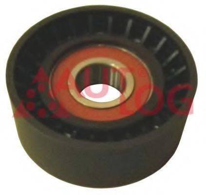 AUTLOG RT1706 Натяжной ролик, поликлиновой  ремень