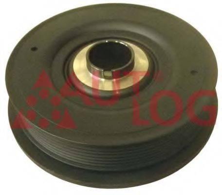 AUTLOG RT1765 Ременный шкив, коленчатый вал