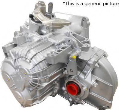 VEGE 08805306 Ступенчатая коробка передач
