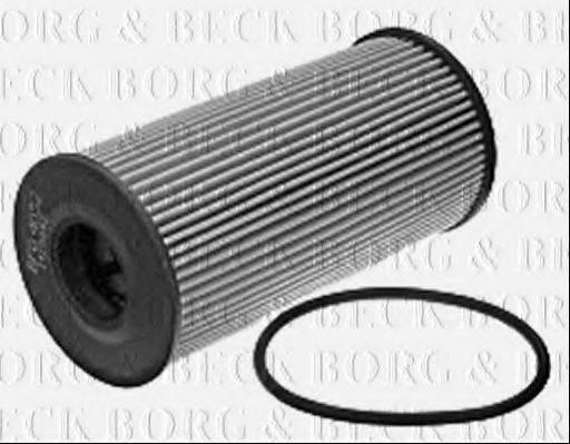 BORG & BECK BFO4032 Масляный фильтр