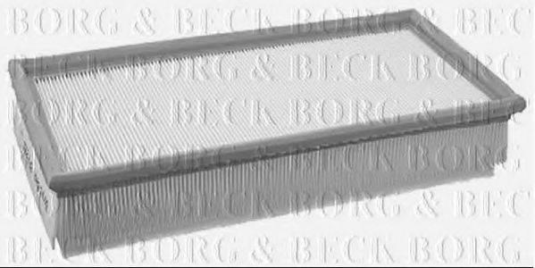 BORG & BECK BFA2101 Воздушный фильтр