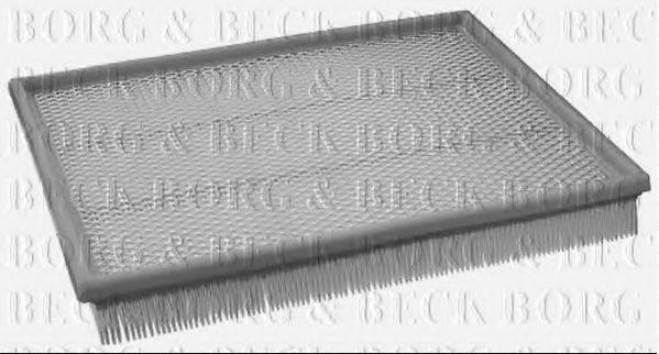 BORG & BECK BFA2180 Воздушный фильтр