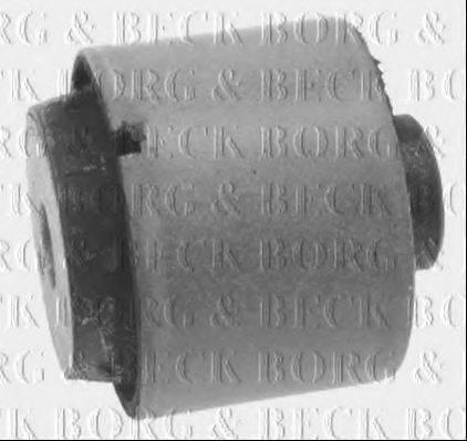 BORG & BECK BSK7399 Втулка, балка моста