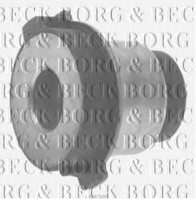 BORG & BECK BSK7192 Втулка, балка моста