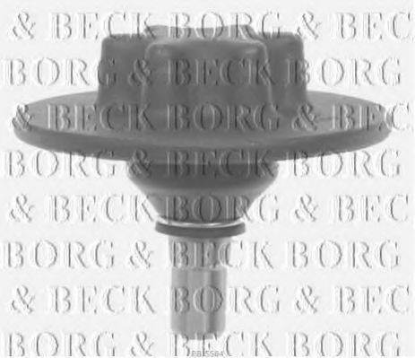 BORG & BECK BBJ5564 Несущий / направляющий шарнир
