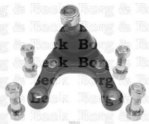 BORG & BECK BBJ5123 Несущий / направляющий шарнир