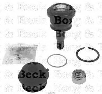 BORG & BECK BBJ5223 Несущий / направляющий шарнир