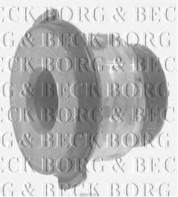 BORG & BECK BSK7193 Втулка, балка моста