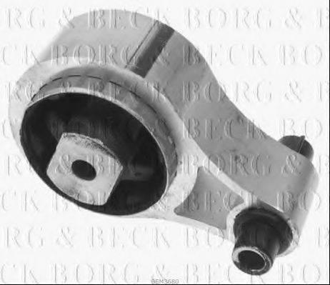 BORG & BECK BEM3680 Подвеска, двигатель