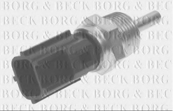 BORG & BECK BTS3029 Датчик, температура охлаждающей жидкости