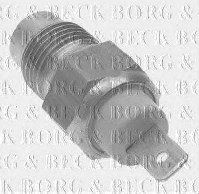BORG & BECK BTS3038 Датчик, температура охлаждающей жидкости