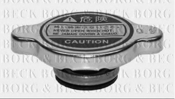 BORG & BECK BRC74 Крышка, радиатор