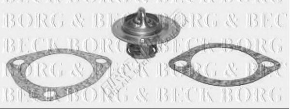 BORG & BECK BBT036 Термостат, охлаждающая жидкость