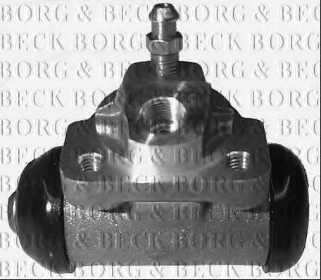 BORG & BECK BBW1218 Колесный тормозной цилиндр