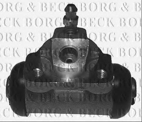 BORG & BECK BBW1221 Колесный тормозной цилиндр