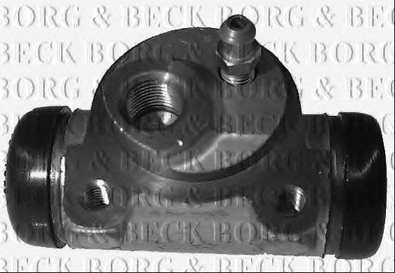 BORG & BECK BBW1471 Колесный тормозной цилиндр