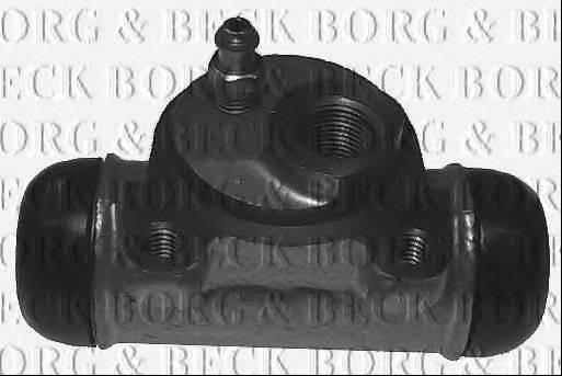 BORG & BECK BBW1472 Колесный тормозной цилиндр