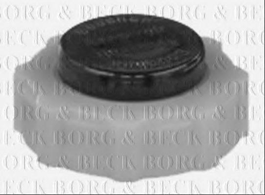 BORG & BECK BRC133 Крышка, радиатор