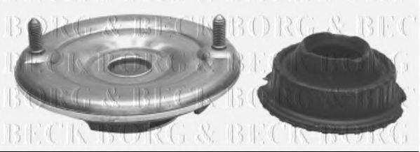 BORG & BECK BSM5112 Опора стойки амортизатора