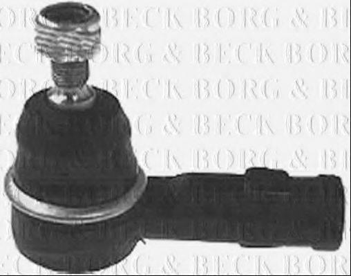 BORG & BECK BTR4040 Наконечник поперечной рулевой тяги
