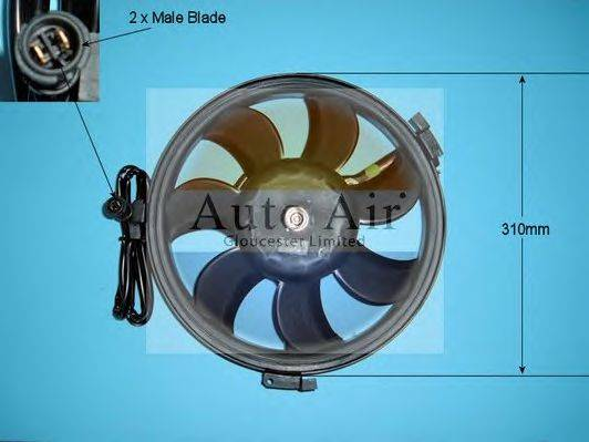 AUTO AIR GLOUCESTER 051113 Электродвигатель, вентилятор радиатора