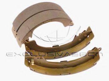 MDR MRS2501 Комплект тормозных колодок