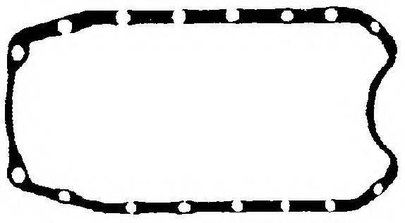 BGA OP4387 Прокладка, маслянный поддон