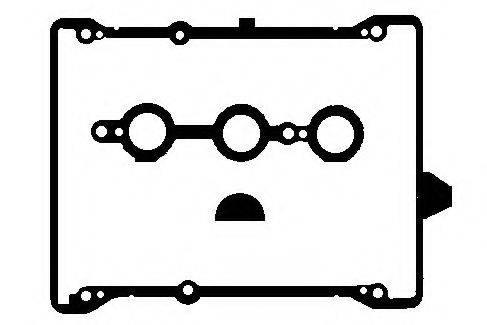 BGA RK6370 Комплект прокладок, крышка головки цилиндра