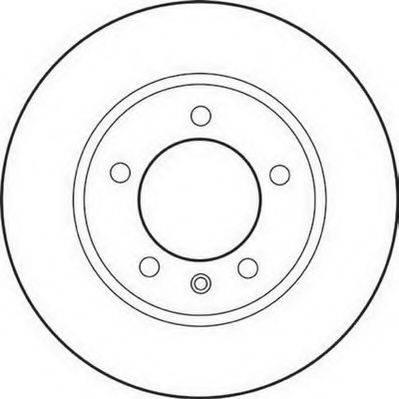 JURID 562164JC Тормозной диск
