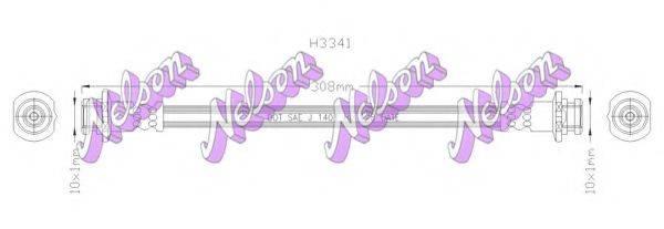 BROVEX-NELSON H3341 Тормозной шланг