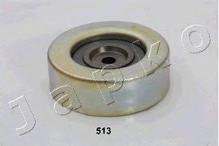 JAPKO 129513 Паразитный / ведущий ролик, поликлиновой ремень