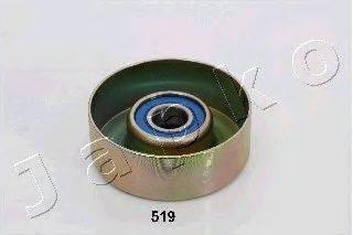 JAPKO 129519 Паразитный / ведущий ролик, поликлиновой ремень