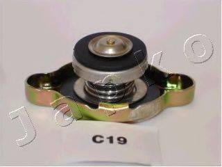 JAPKO 33C19 Крышка, радиатор