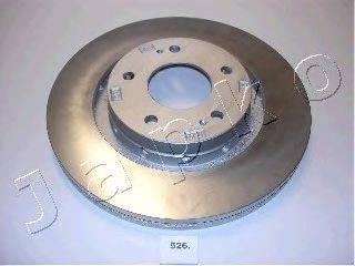 JAPKO 60526 Тормозной диск
