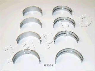 JAPKO 61822G5 Комплект подшипников коленчатого вала