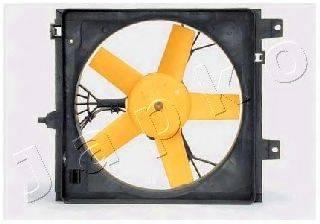 JAPKO VNT211526 Вентилятор, охлаждение двигателя