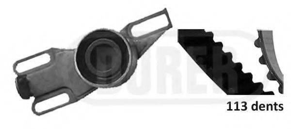 DURER 121049 Комплект ремня ГРМ