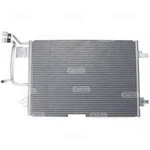 HC-CARGO 260080 Конденсатор, кондиционер