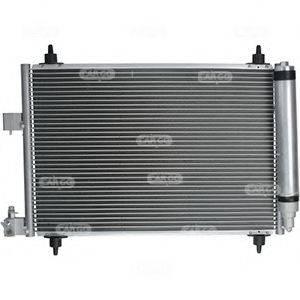 HC-CARGO 260057 Конденсатор, кондиционер