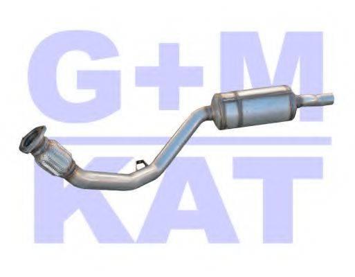 G+M KAT 0237019 Компл. для дооборудов., катализатор/сажев.фильтр (комбисист.