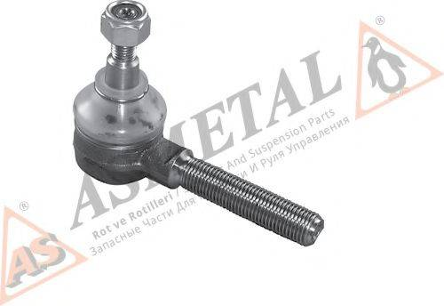 ASMETAL 17FR1530 Наконечник поперечной рулевой тяги
